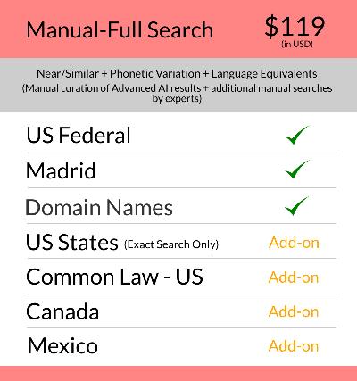 Manual Full Search