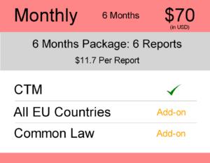 Europe Trademark Monitoring