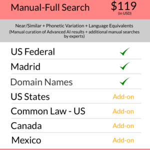 US - Manual Full Search