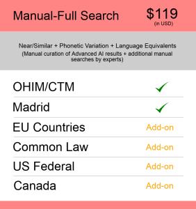 Manual-Full Search Europe TM Searching