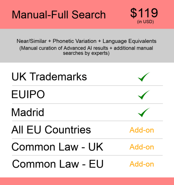 Manual-Full Search UK TM Searching