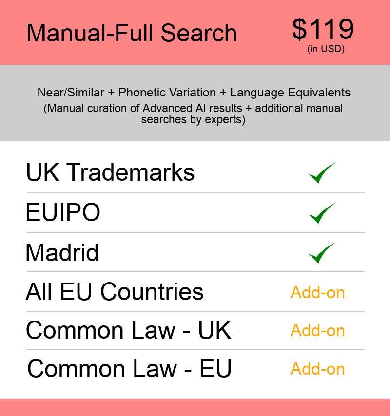 Manual-Full Search UK TM Searching