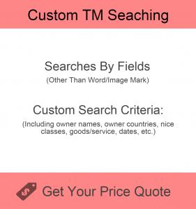 Custom TM Searching - Search by Fields