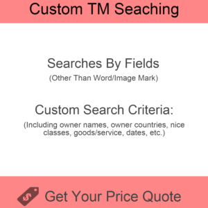 9A. Custom TM Searching