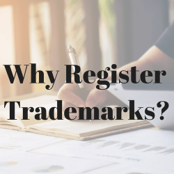 Why Register Trademarks