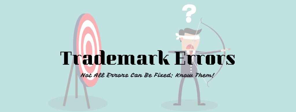 Trademark Errors