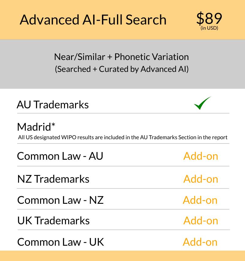 AU - Advanced AI Full Search