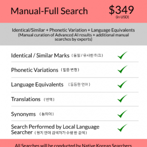 Korean Full Trademark Search