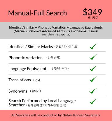 Korean Full Trademark Search
