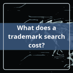what does a trademark search cost?