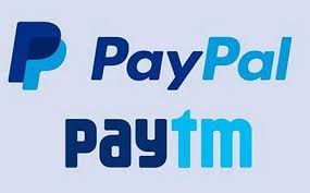 Trademark Violation_Paypal and Paytm