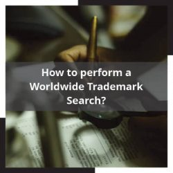 How to perform a Worldwide Trademark Search