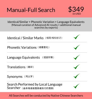 China-manual-trademark-search-price