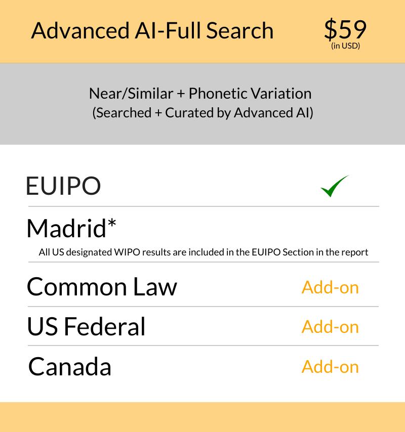 Europe-AI-trademark-search-price