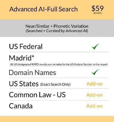 US-AI-trademark-search-price