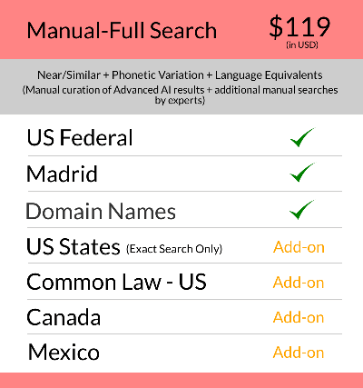 US-manual-trademark-search-price